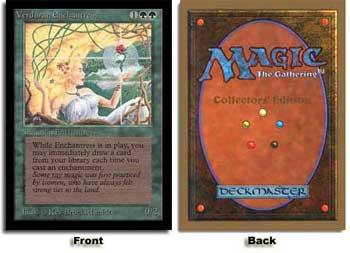 Verduran Enchantress (Not Tournament Legal)