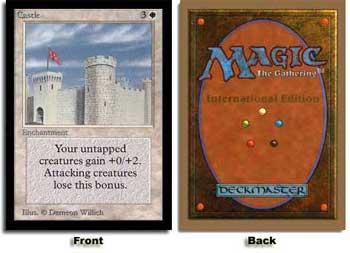 Castle (Not Tournament Legal)