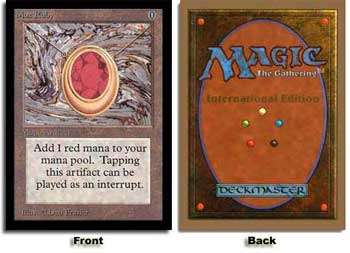 Mox Ruby (Not Tournament Legal)