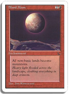 Blood Moon (Magic card)