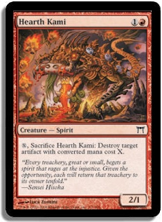 Hearth Kami (Magic card)