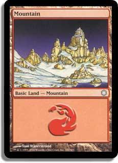 Mountain (#380) (Theme Deck Reprint)