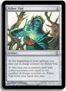 Aether Vial (Magic card)