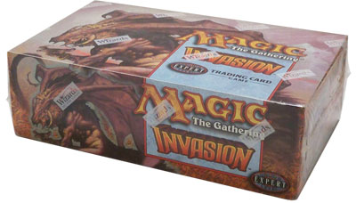 Invasion Booster Box