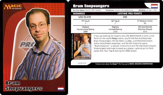 Bram Snepvangers (2007)