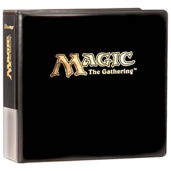 Ultra Pro 3 Ring Binder Magic The Gathering Supplies