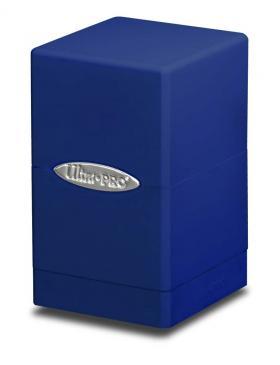 Ultra Pro Satin Tower Deck Box - Blue