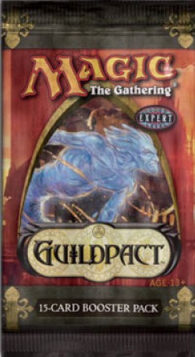 Guildpact Booster Pack