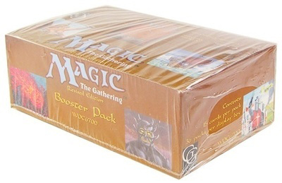 3rd Edition/Revised Booster Box