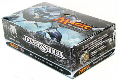 Darksteel Booster Box