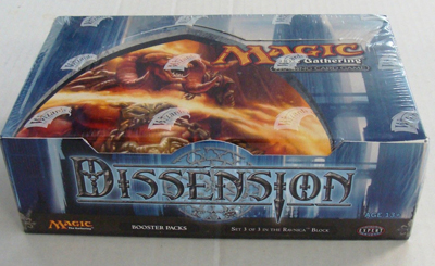 Dissension Booster Box