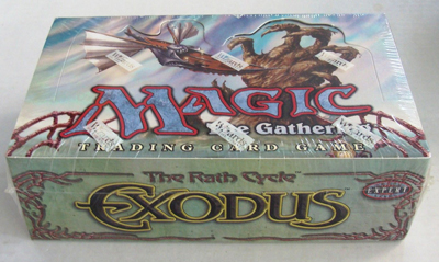 Exodus Booster Box