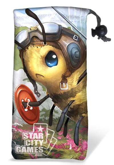StarCityGames.com Dice Bag - Creature Collection - Bee