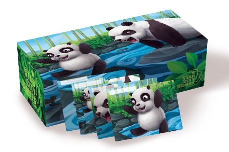 StarCityGames.com Card Box - Creature Collection - Panda