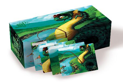 StarCityGames.com Card Box - Creature Collection - Wurm