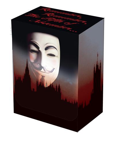 Legion Deck Box - Fawkes
