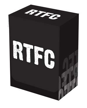 Legion Deck Box - RTFC