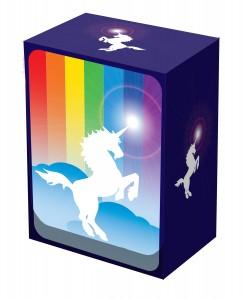 Legion Deck Box - Rainbow Unicorn