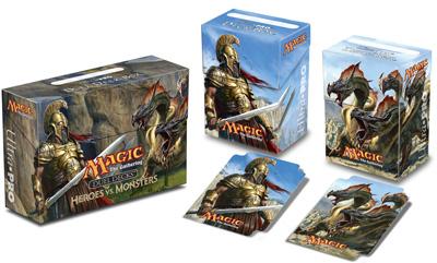 Ultra Pro Magic Deck Box - Heroes vs. Monsters