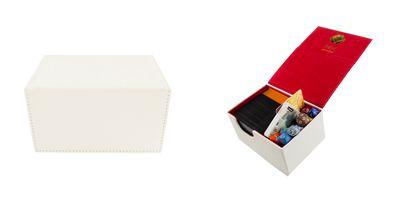 Dex Protection Deck Box - Carte Blanche (M) - White