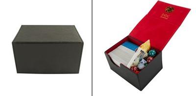 Dex Protection Deck Box - Galaxy (M) - Black