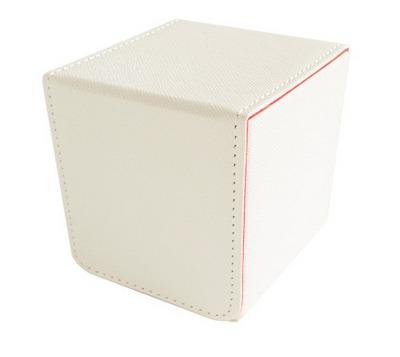 Dex Protection Deck Box - Carte Blanche (S) - White