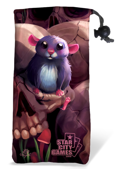 StarCityGames.com Dice Bag - Creature Collection - Rat