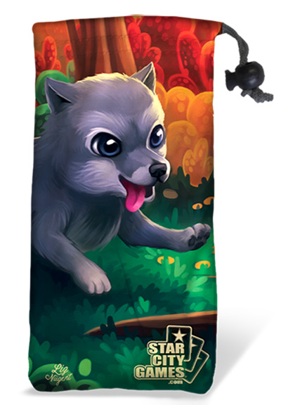 StarCityGames.com Dice Bag - Creature Collection - Wolf