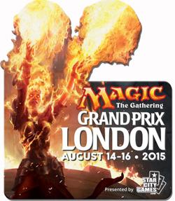 Grand Prix: London 2015 Collectible Pin - Chandra