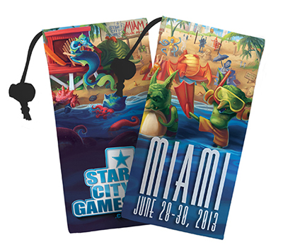 Grand Prix: Miami 2013 Dice Bag