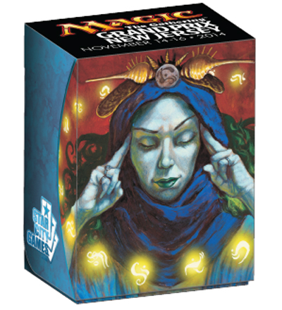 Grand Prix: New Jersey 2014 Deck Box - Brainstorm