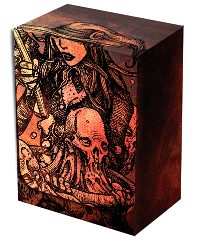 Legion Deck Box - Cauldron