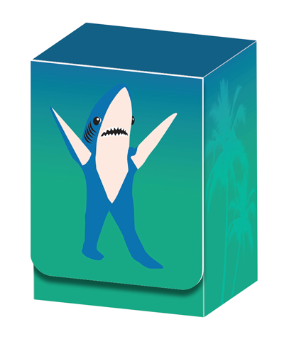Legion Deck Box - Shark
