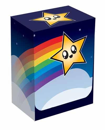 Legion Deck Box - Rainbow Star