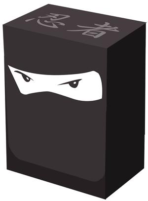 Legion Deck Box - Ninja