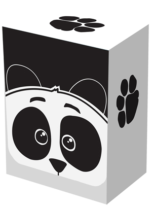 Legion Deck Box - Panda