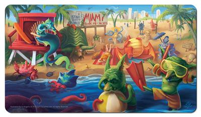 Grand Prix: Miami 2013 Playmat