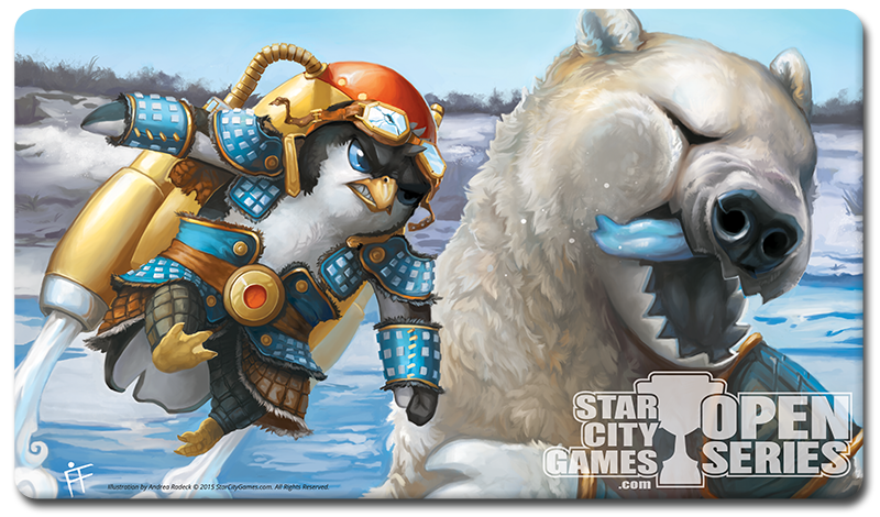 StarCityGames.com Open Playmat - Polar Punch