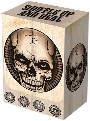 Legion Deck Box - Poker Face