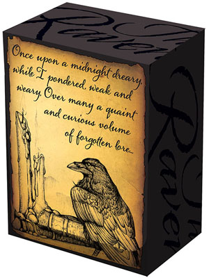 Legion Deck Box - Raven