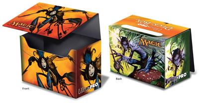 Ultra Pro Magic Deck Box - Morningtide - Latchkey Faerie & Final-Sting Faerie