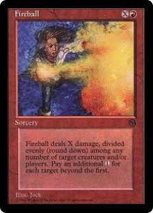 Fireball (Arena)