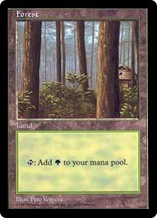 Forest (APAC Land Red: Japan)