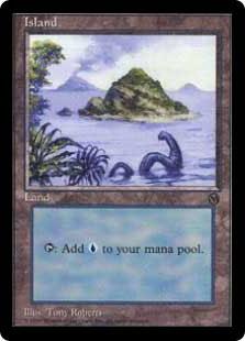 Island (Arena 1996)