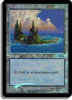 Island (Arena 1999) (Urza
