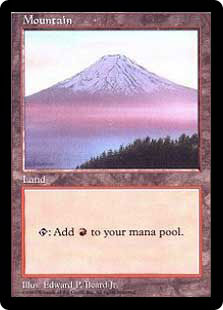 Mountain (APAC Land Clear: Japan)