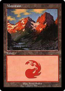 Mountain (Euro Land Red: Spain)