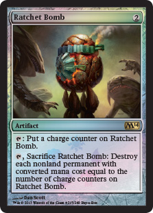 Ratchet Bomb (Magic 2014 Buy-a-Box)