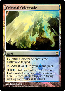 Celestial Colonnade (Worldwake Buy-a-Box)