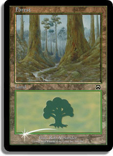 Forest (Arena 2000) (Mercadian Masques)
